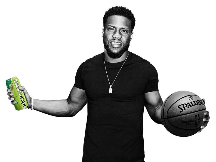 Kevin Hart on Bonding With NBA Players Over Dinner and His Friendship with The Rock | The comedian also recently partnered with Mountain Dew Kickstart.