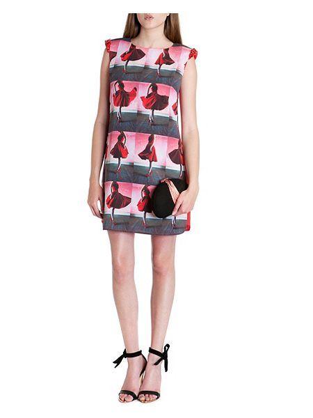 Redosie rosie print tunic