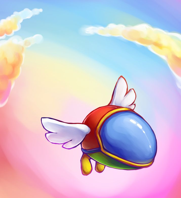 Fantasy Zone—Go, Opa Opa!!