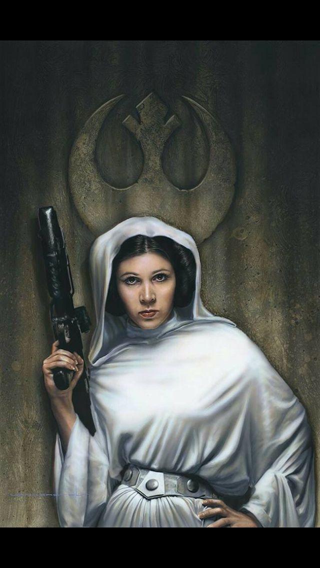 Querida Princesa Leia, Carrie Fisher e Debbie Reynolds, que a Força esteja com vocês!