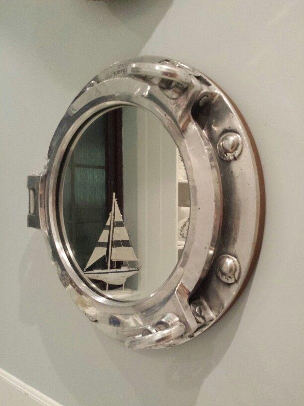 Bathroom Mirrors Coastal best 25+ nautical mirror ideas on pinterest | nautical bathroom