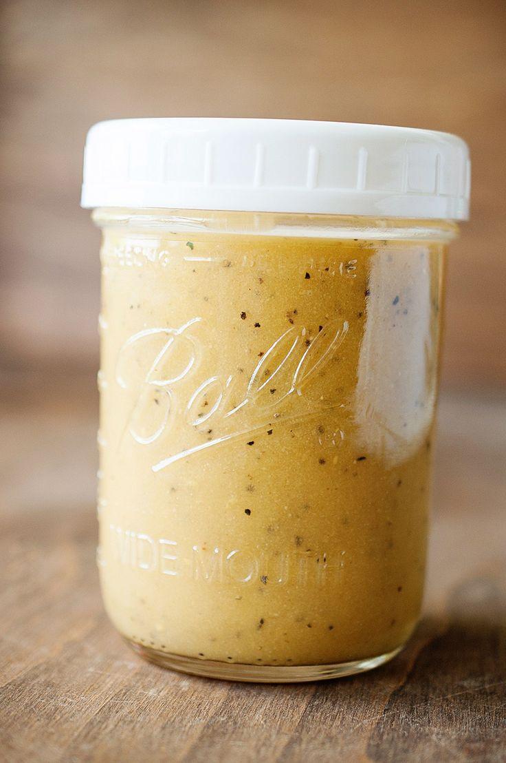 Simple and Quick Honey Mustard Vinaigrette
