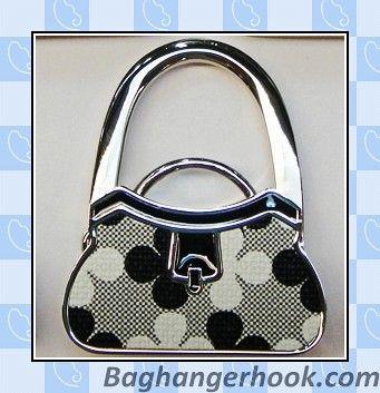Purse Shaped Bag Hanger/Purse Hanger/Handbag Hook/Handbag Hooker/Purse Hook