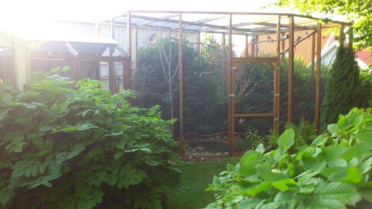 Min plats på jorden....: Trädgård
