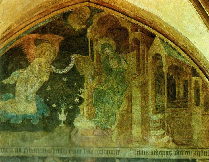 Zvěstování Panny Marie (kolem roku 1360)