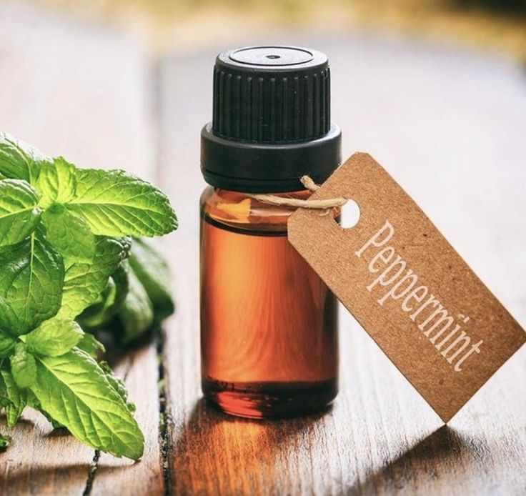 Peppermint essential oil/Pfefferminzöl Oregano oil