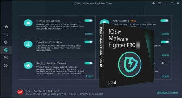 Iobit malware fighter 7 pro