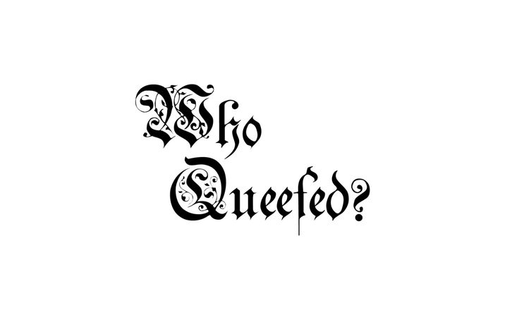 #QueefBook #WhoQueefed? Limited Edition 32pg B&W Book. Available while supplies last.