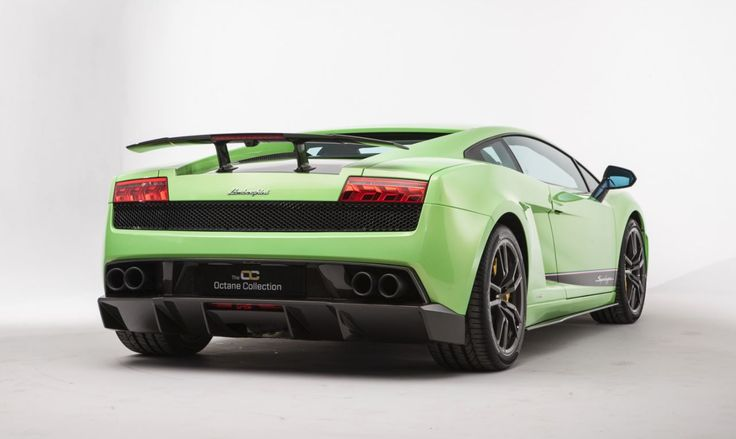2010 Lamborghini Gallardo LP570-4 Superleggera