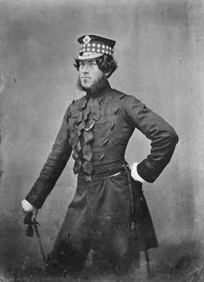 Major John Dugdale Astley, Scots Fusilier Guards.