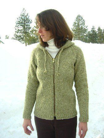 33 best Free Hooded Cardigan Patterns images on Pinterest ...