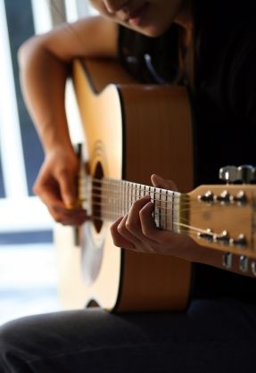 Learn to play the acoustic guitar!  I am actually doing this once I get my taxes back I am buying a guitar :-D