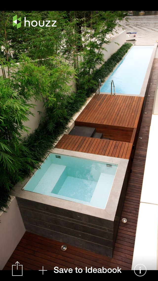 My dream pool for my dream house