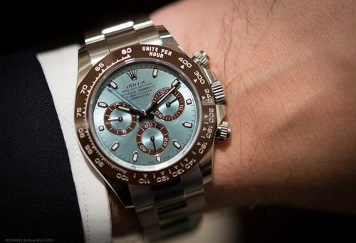 Hands-On With The 50th Anniversary Rolex Cosmograph Daytona In Platinum  Reference 116506 (Live Pics, Full Details, Pricing)