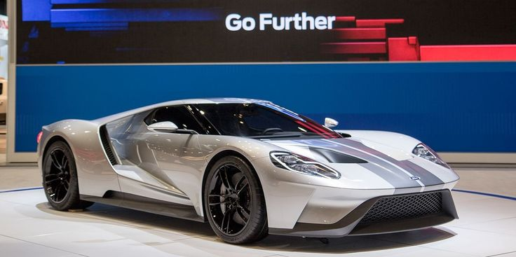 Here Are the Notable People Ford Accepted and Rejected for GT Ownership