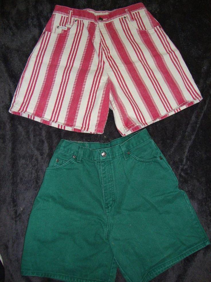NWOT Size 16/16 1/2 Youth Girls 2 Pair Of Arizona Bermuda Shorts  #Arizona #BermudaShorts