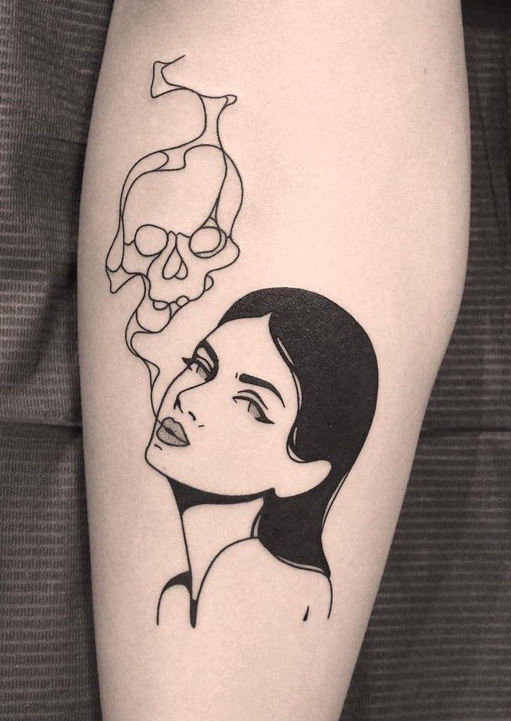 33 Bold Illustrations Blackwork Tattoos Blackwork Tattoo Tattoos Cute Tattoos