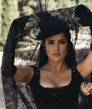 Salma Hayek,  ♥♥♥♥♥ Fucking Right I Would ♥♥♥♥♥