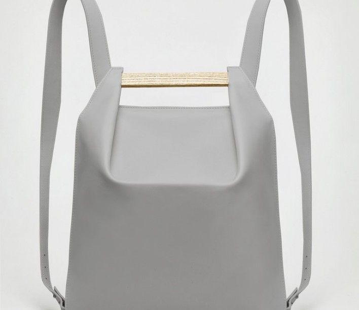 PONS mini bakcpack by agneskovacs