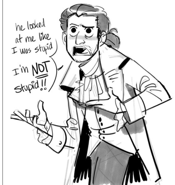 So how'd do it? How'd you graduate so fast? // Alexander Hamilton
