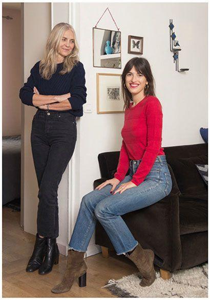 Nouvel article sur le blog, où je vous fais découvrir la créatrice de mode parisienne Nathalie Dumeix