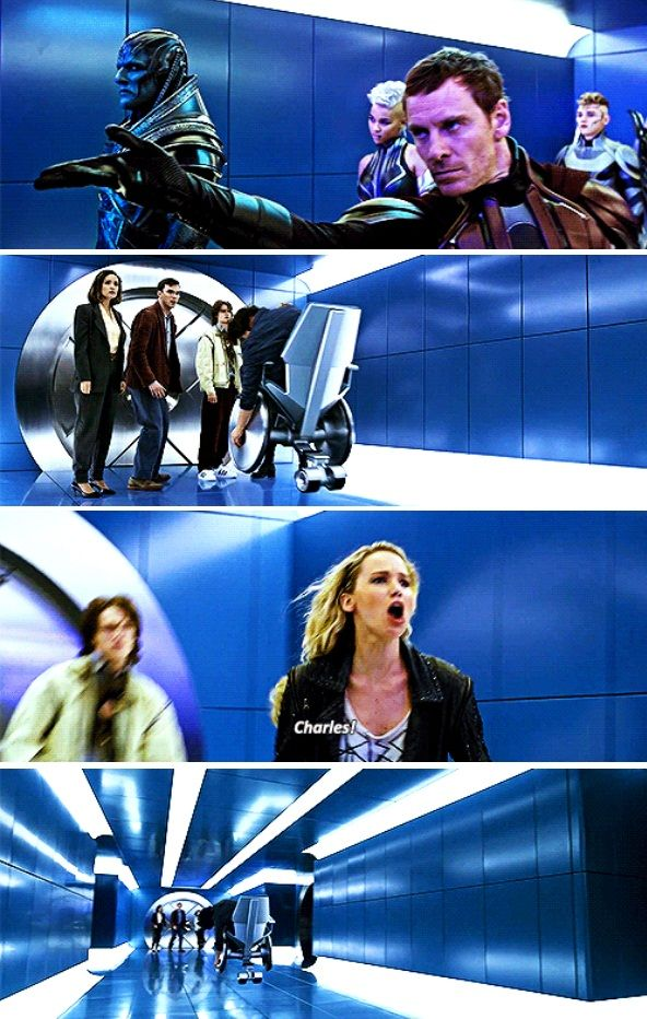 X Men Apocalypse Cosplay Vs Movie