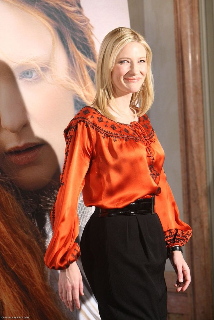 Cate Blanchett - Elizabeth: The Golden Age - Madrid Photocall - October 22nd, 2007