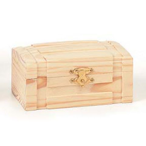 Natural Unfinished Wood Carlton Box 4 X 2 In 2020 Unfinished Wood Boxes Wood Boxes Wooden Boxes