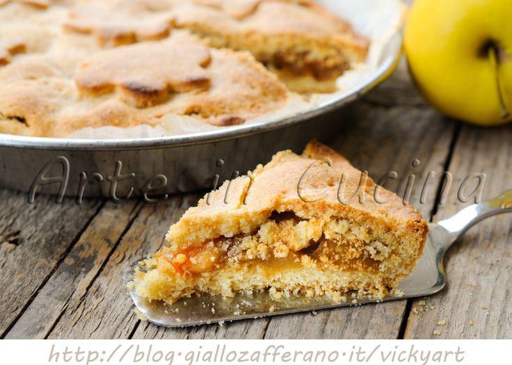 Torta di mele vecchio stile ricetta facile vickyart arte in cucina