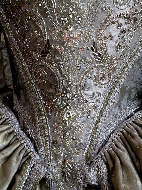 Cinderella's ballgown