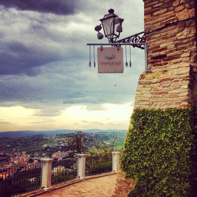 Vasto - Loggetta view