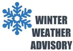 Winter Weather Advisory – Leap Day