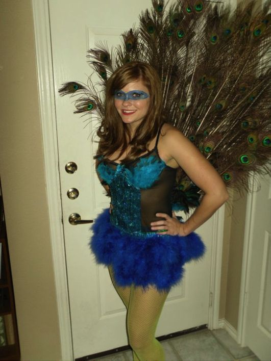 @Brooke Swanger ..the Peacock costume I was telling you about from Lauren Conrads blog.