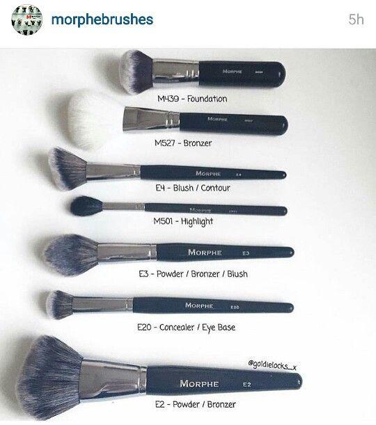 Morphe Brushes                                                                                                                                                      More
