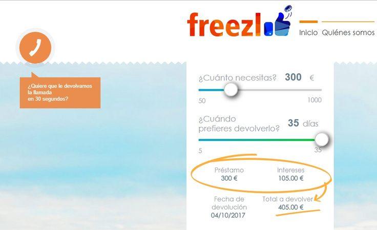 Paso a paso cómo solicitar un préstamo en Freezl.es - https://www.artebarrio.com/paso-a-paso-como-solicitar-un-prestamo-en-freezl-es/