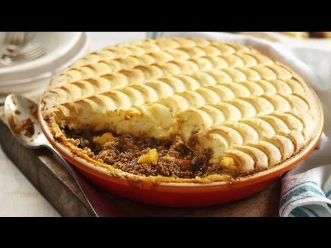 Shepherds Pie - Marco Pierre White recipe video for Knorr