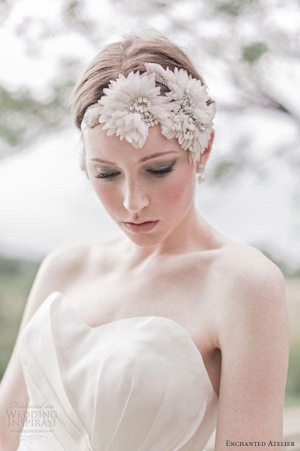 Enchanted Studio Autumn 2013 Bridal Accessories