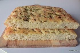 Pan di Pane: Ricetta Focaccia con semola rimacinata, morbida e semplice, con Pasta Madre