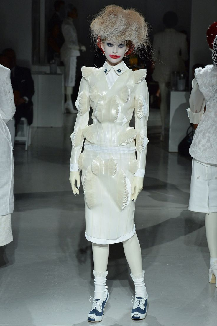 Thom Browne Spring 2014 Ready-to-Wear Collection Photos - Vogue