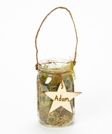 Another great find on #zulily! Star Personalized Firefly Lantern #zulilyfinds