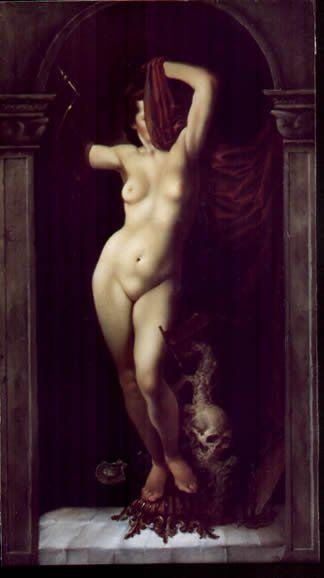Roberto Ferri, 1978 ~ Baroque painter
