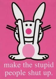 happy bunny quotes | Funny Happy Bunny Quotes and Pictures — Life With Sharon | Texas Mom ...