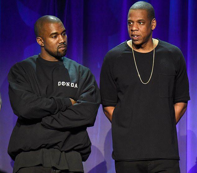 Kanye West Sues Jay Z S Roc A Fella Recordsa Roc A Fella Records Jay Z Kanye West Jay Z