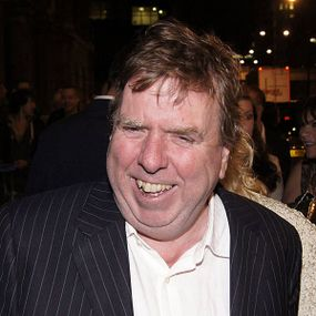 HARRY POTTER star TIMOTHY SPALL has recorded a special video in honour of the cult TV show which launched his career.