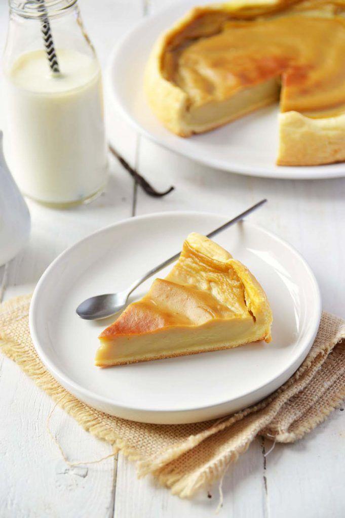 Flan pâtissier vegan à la vanille - Ôdélices : Recettes de cuisine faciles et originales !
