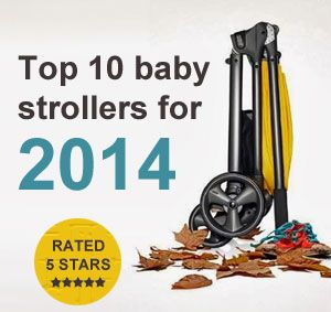 Best Strollers of 2014, and the one I dig is #1!!!