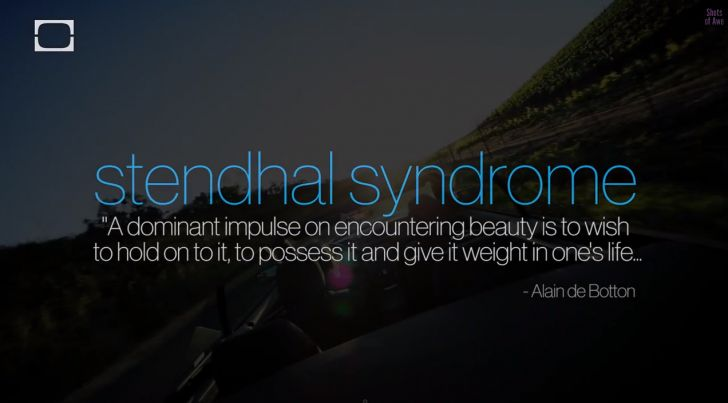 can art destroy us an explanation of stendhal syndrome stendhal  can art destroy us an explanation of stendhal syndrome stendhal syndrome and happiness