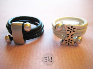 leather rings