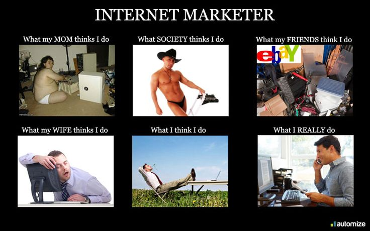 Story of my life:)Internet Marketing, My Life