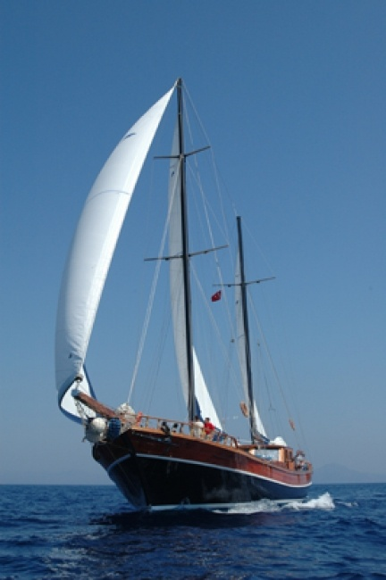 Groepsreis - Zeilen langs de Turkse kust, 8 dagen